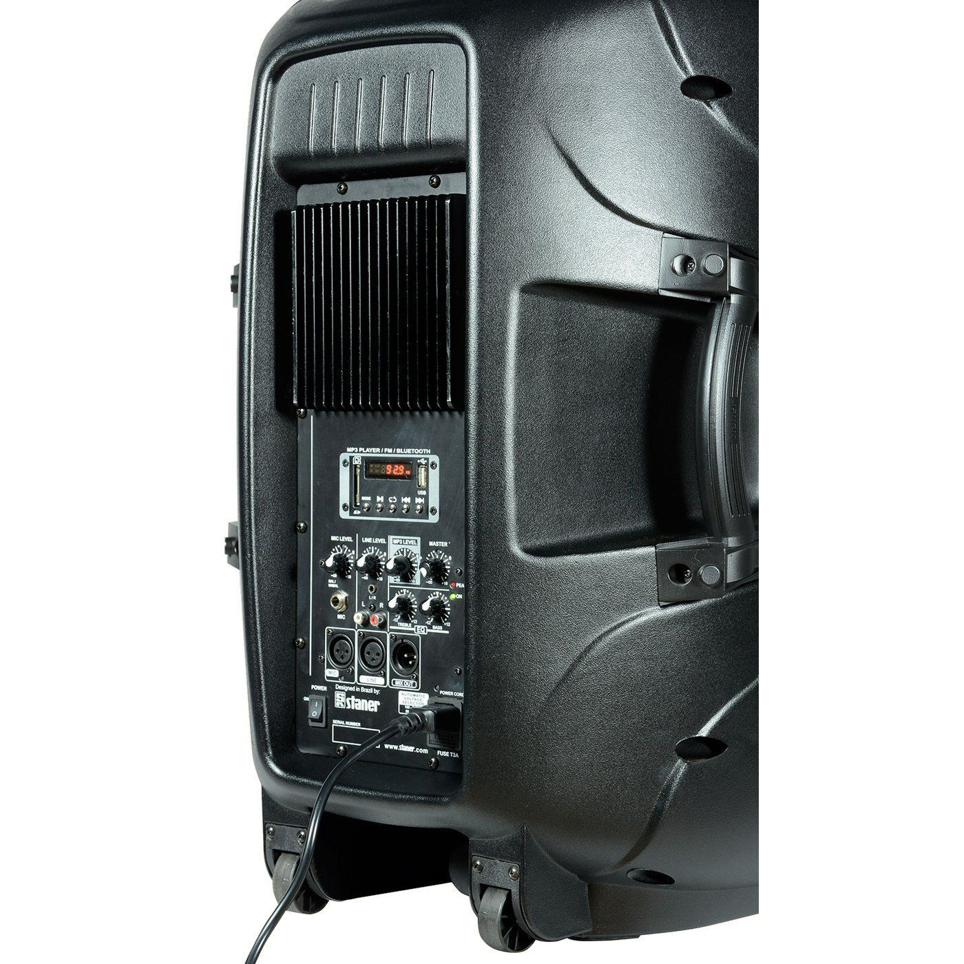 Caixa De Som Ativa Staner Bluetooth Ps1201 150W