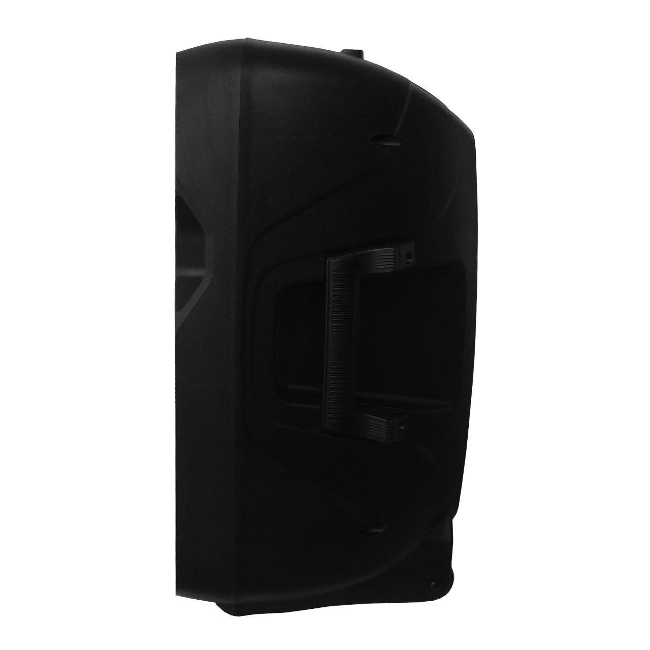 Caixa De Som Ativa Wls S15 Bluetooth 250w Rms Falante 15 + Tripé