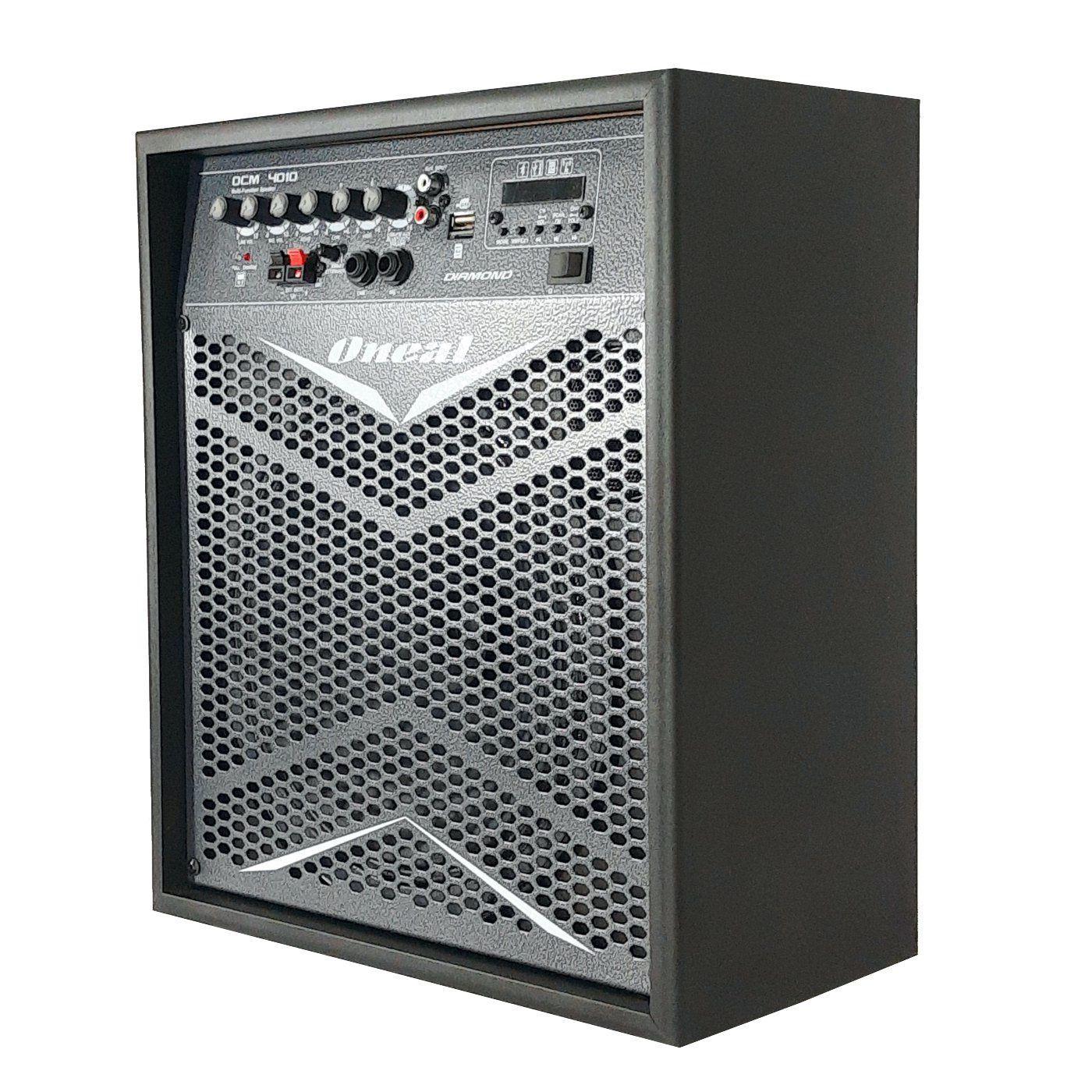 Caixa de Som Multiuso Oneal Ocm4010 Pt