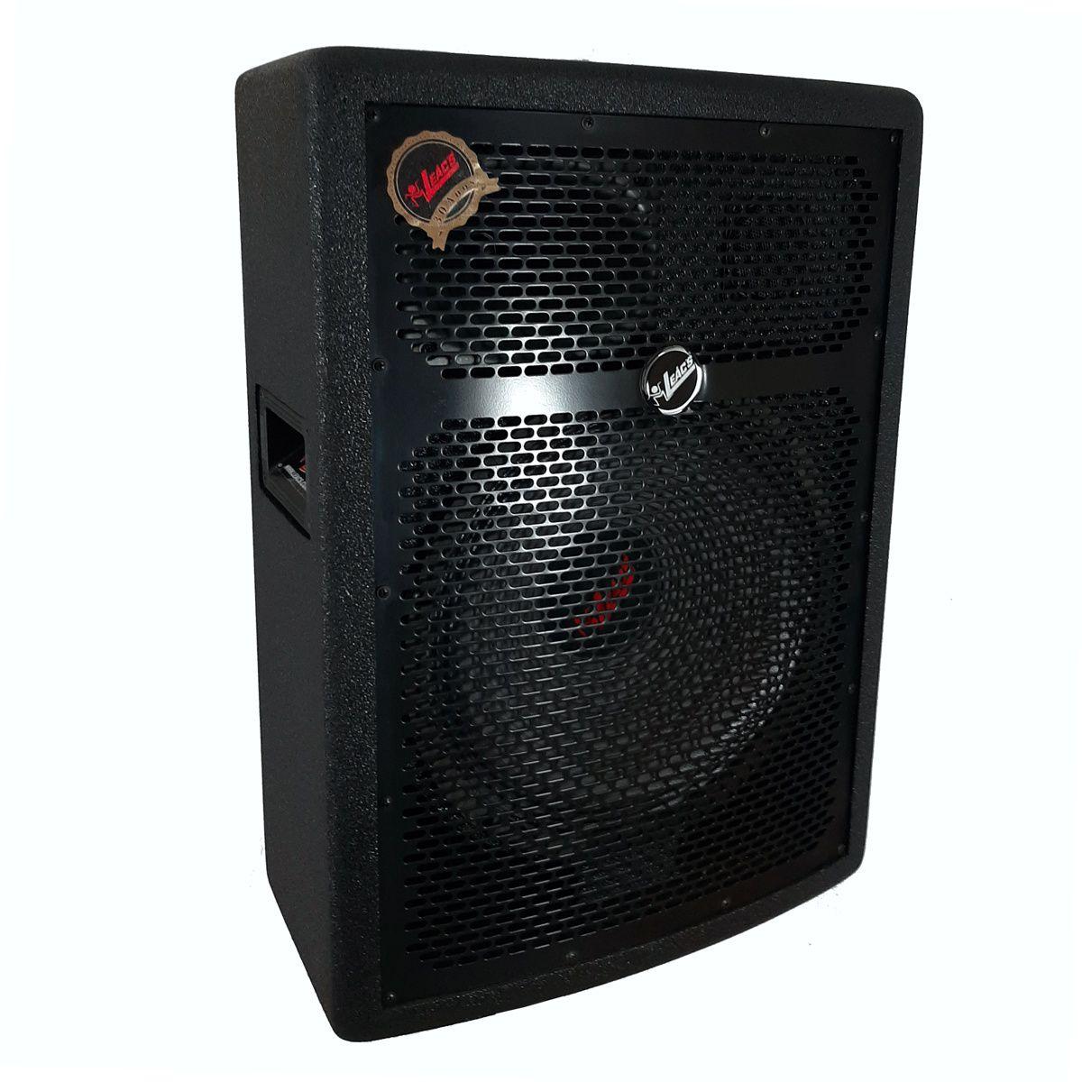 Caixa De Som Passiva Leacs Fit320 100W Falante 12