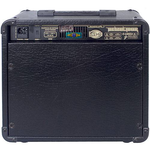 Amplificador Contra Baixo Meteoro Demolidor Fwb20