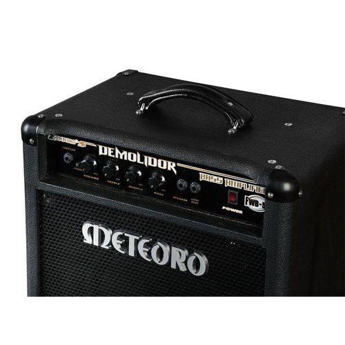 Amplificador Contra Baixo Meteoro Demolidor Fwb50