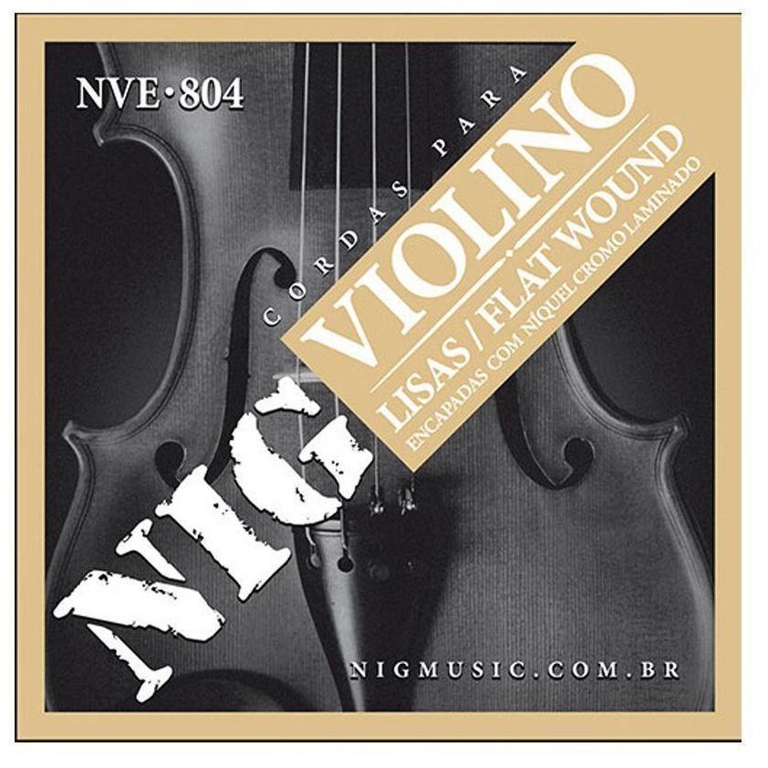 Encordoamento Violino Nig Nve804