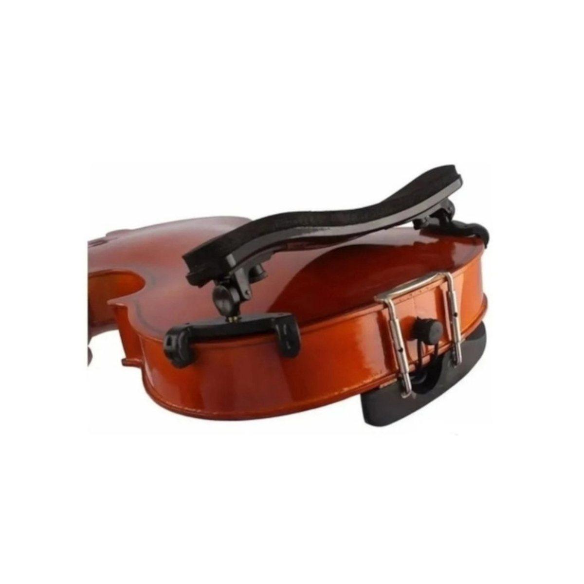 Espaleira Para Violino Smart Svn01 Ajustável 3/4 4/4
