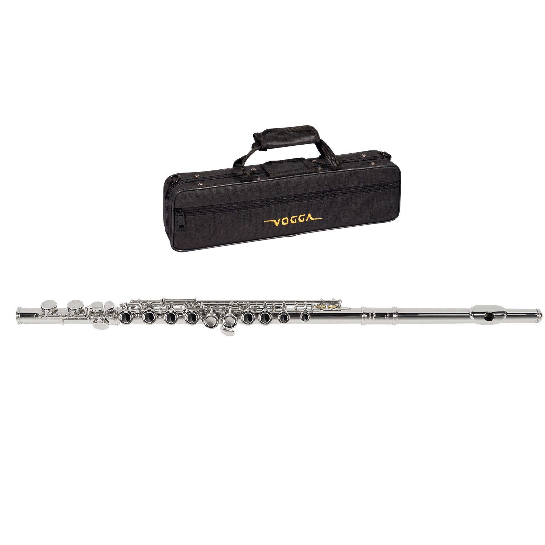 Flauta Transversal Vogga Vsfl701N Niquelada