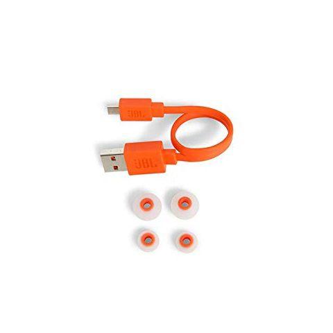 Fone De Ouvido Jbl Tune T110Bt Bluetooth Wht In Ear