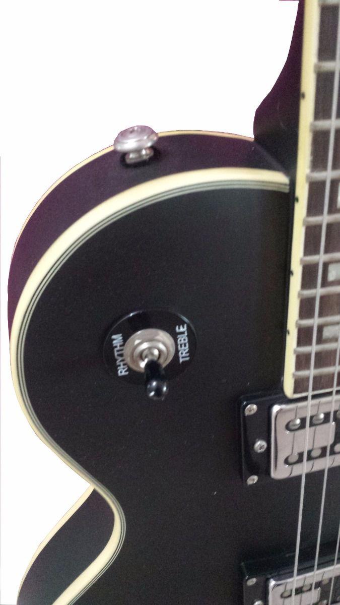 Guitarra Golden Les Paul Gld151C Stbk Fosco