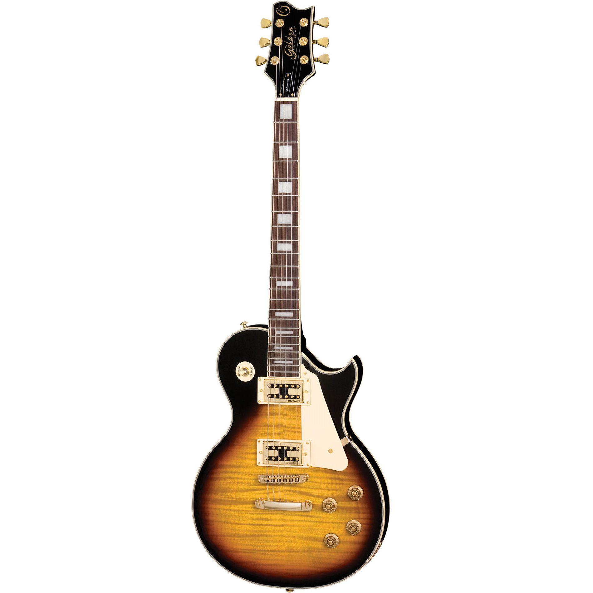 Guitarra Golden Les Paul Gld155G Brb
