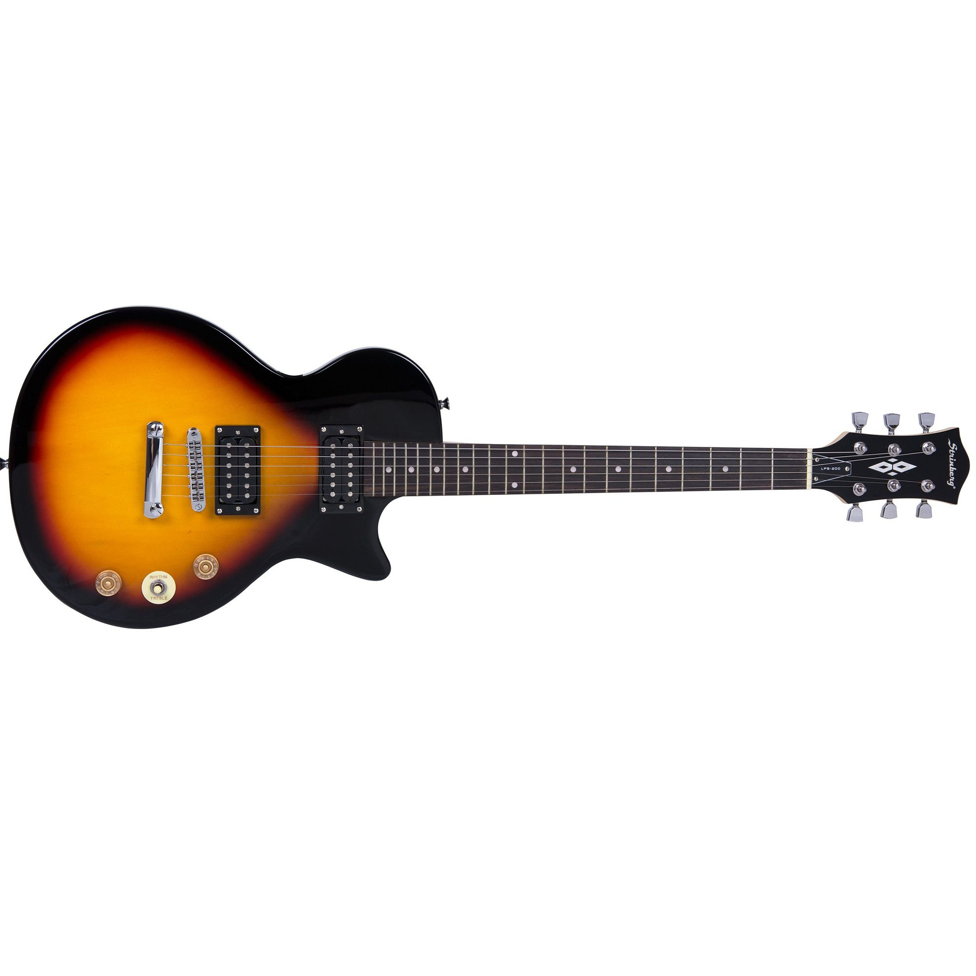 Guitarra Strinberg Les Paul Lps200 Sb Sunburst