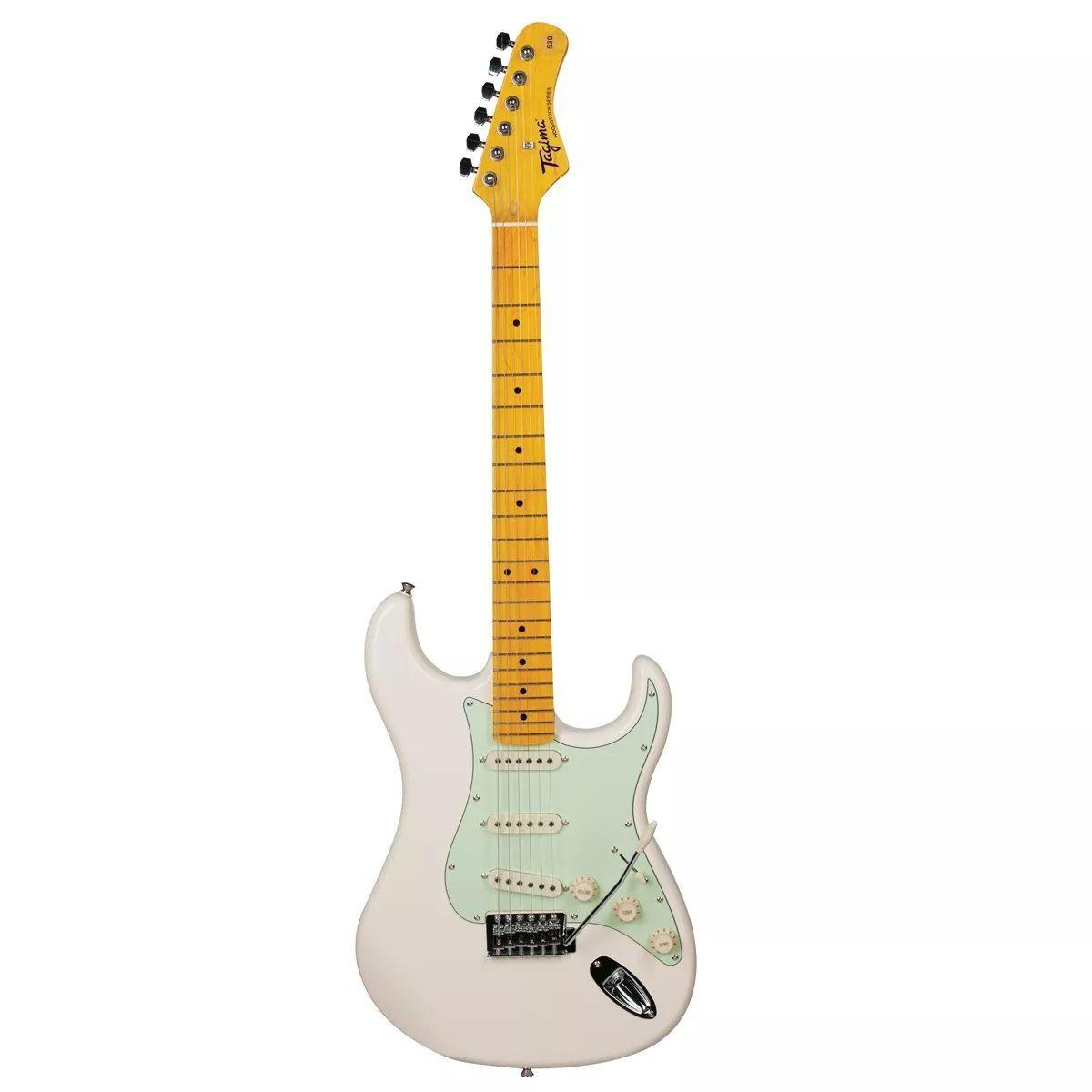 Guitarra Tagima Tg530 Wv Woodstock