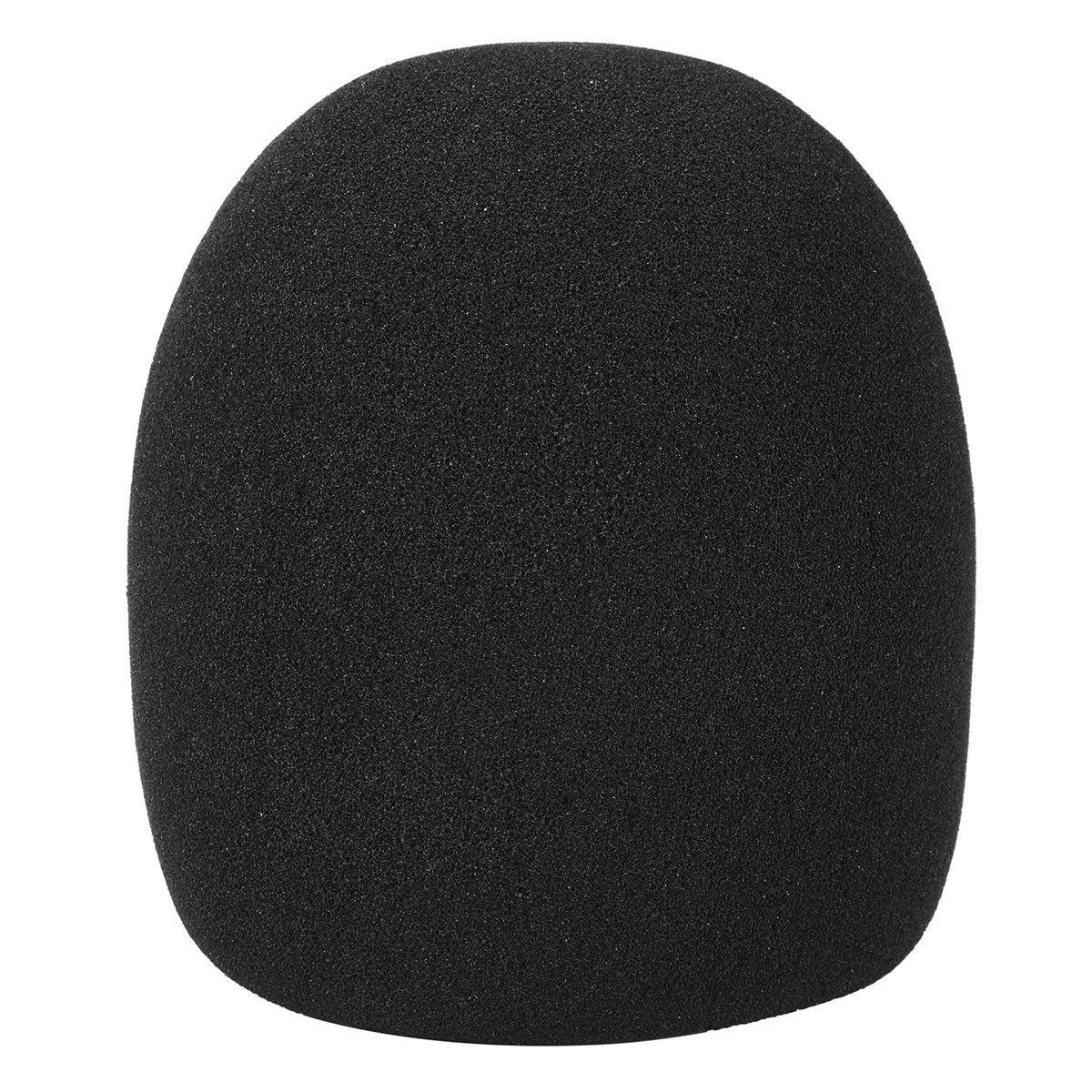 Kit 12 Espuma para Microfone Dinâmico Elegant Esp1