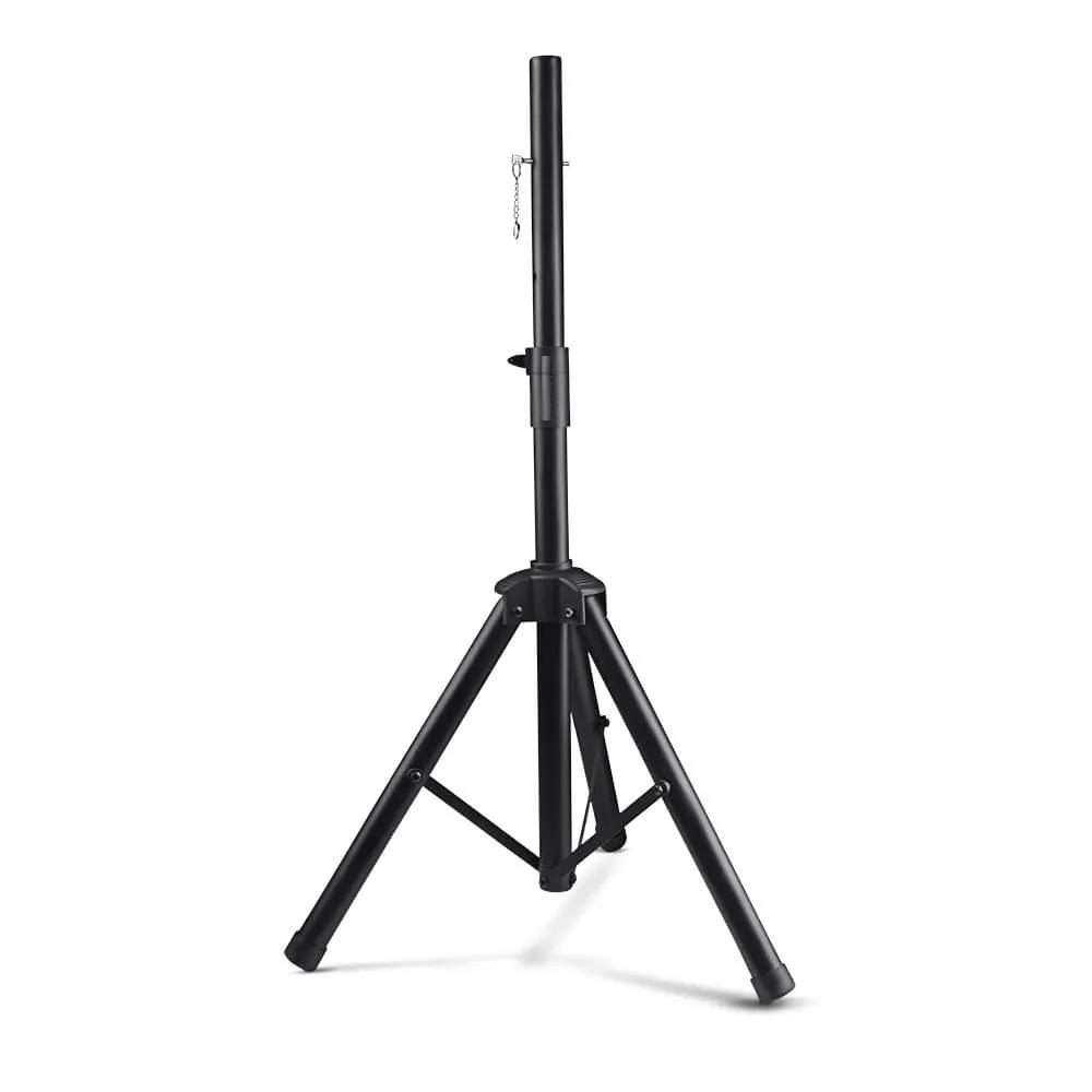 Kit 2 Caixa Ativa Sem Fio Frahm Pw600 + Mesa 6 Canais + Pedestal