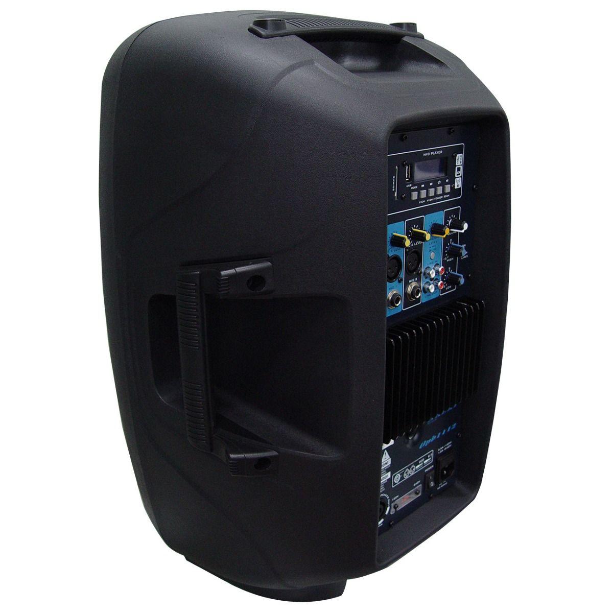 Kit Caixa de Som Oneal Bluetooth Ativa Passiva Opb1112 Ob1112 475w Rms
