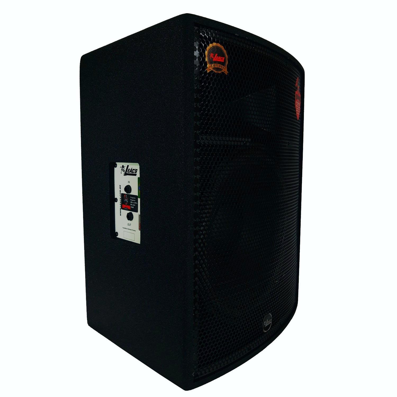 Kit Caixa de Som Ativa Passiva Leacs Brava 1500 400w + Tripé