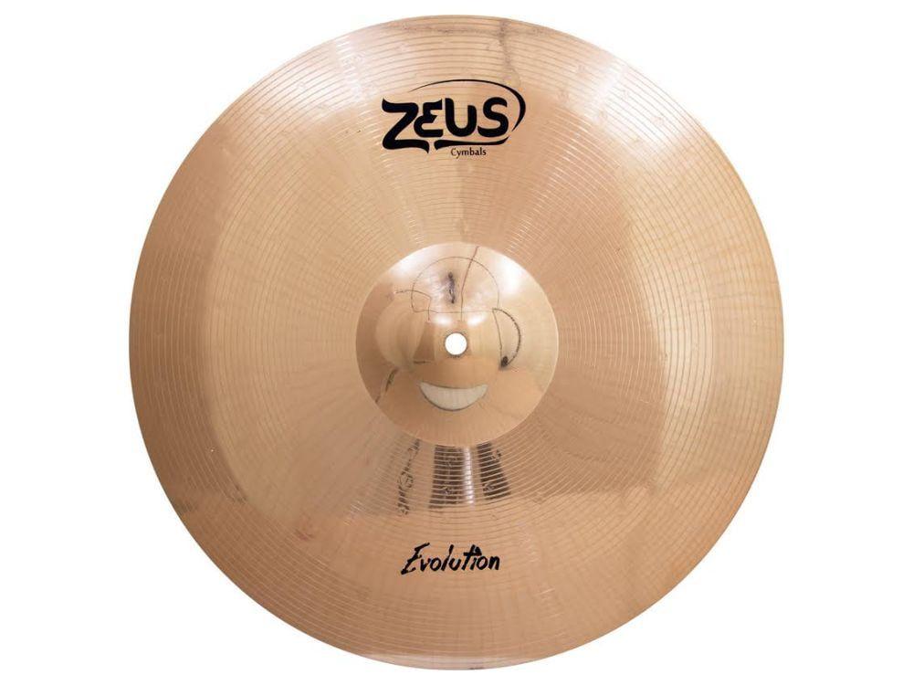 Kit De Prato Zeus B10 Evolution Set C 14 16 20 Com Bag