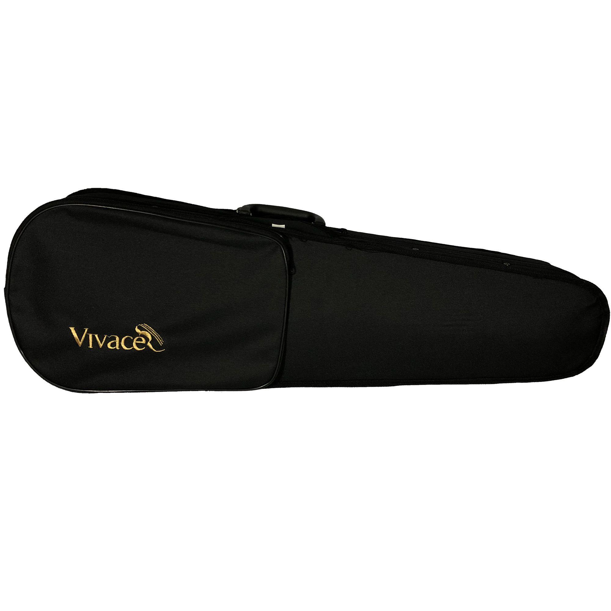 Kit Violino Vivace Mozart 4/4 Case + Pedestal + Espaleira