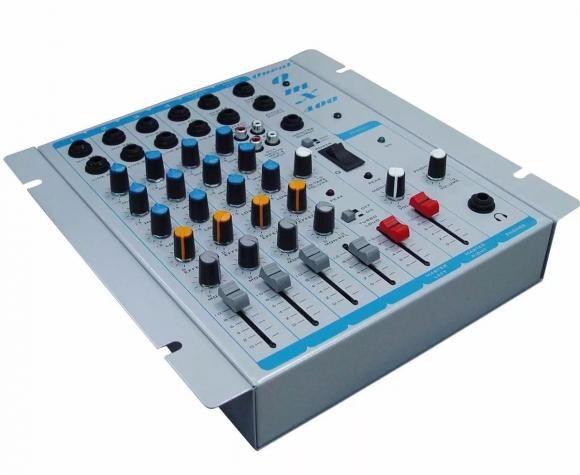Mesa De Som Oneal Omx400 4 Canais Estéreo