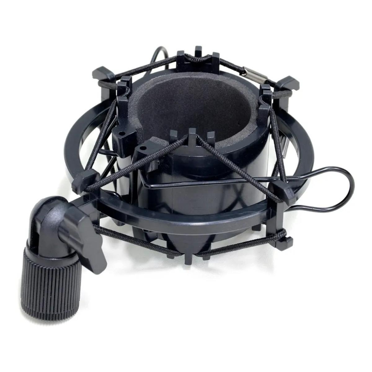 Microfone Condensador Vokal Sv80u Usb