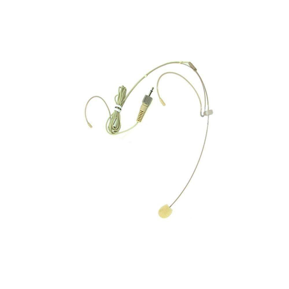 Microfone Headset Auricular Karsect Ht3A Plug P2 Com Rosca