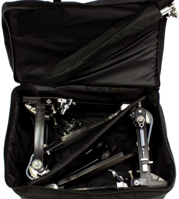 Pedal Premium Bateria Duplo Ddpd669