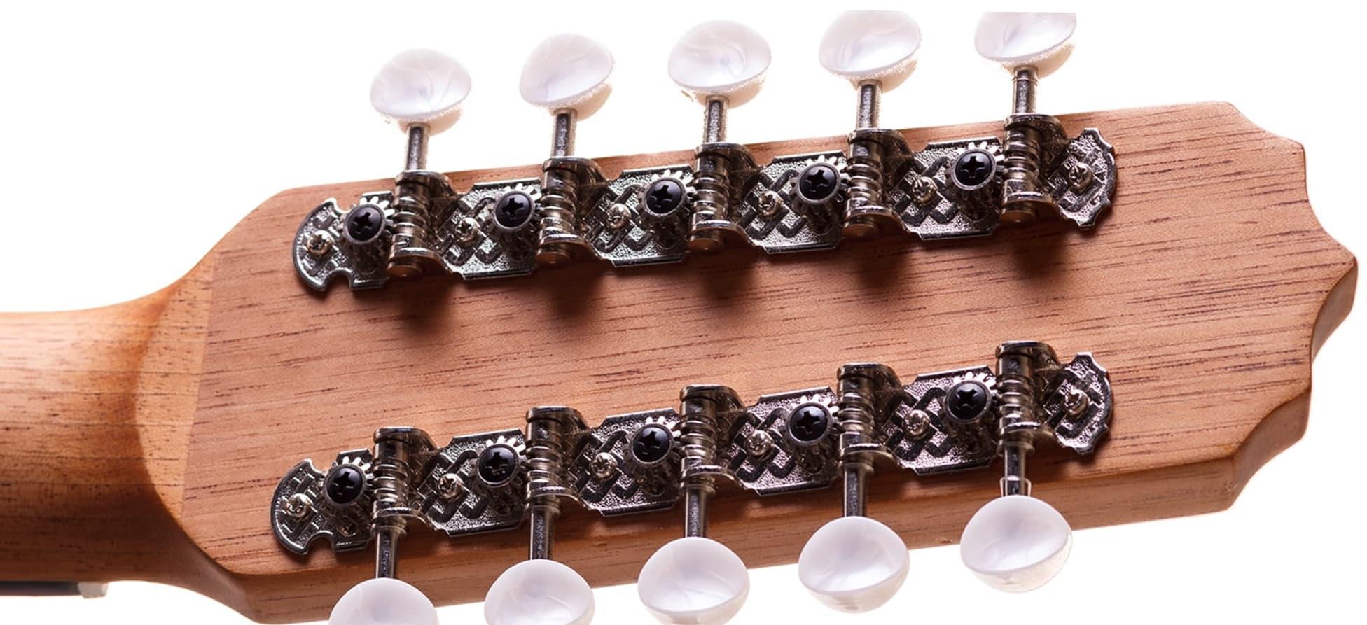 Viola Caipira Rozini Rv151 Acfm Ponteio Acústica Natural Fosco