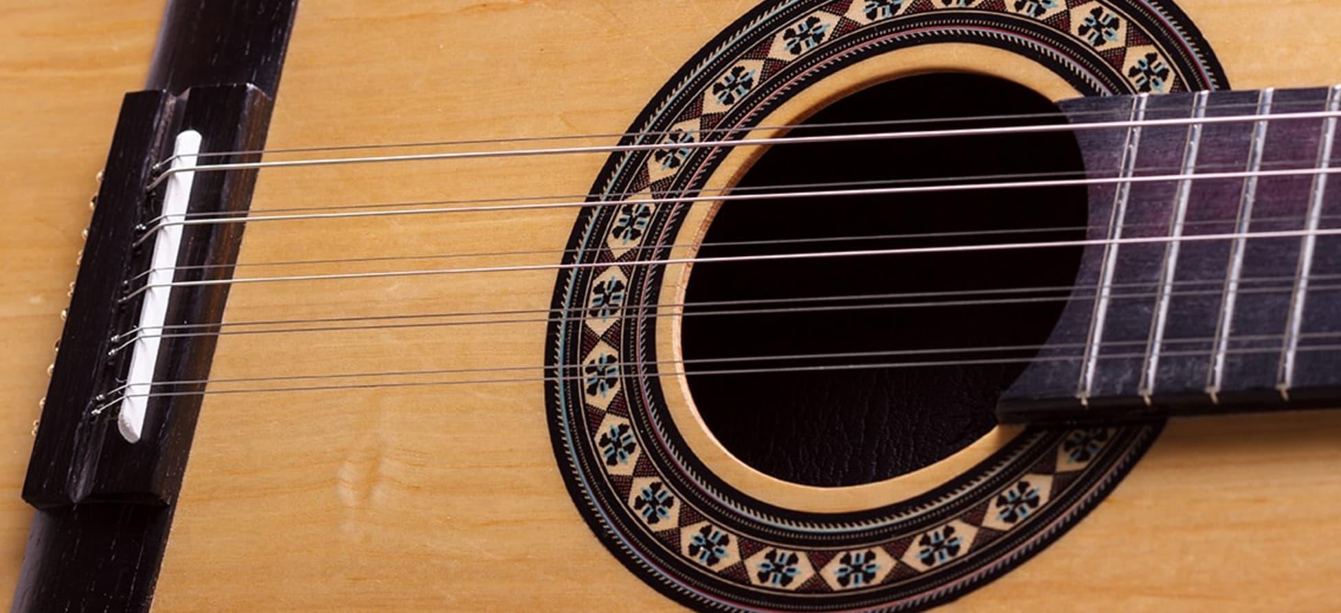 Viola Caipira Rozini Rv151 Acni Ponteio Acústica Natural Brilhante
