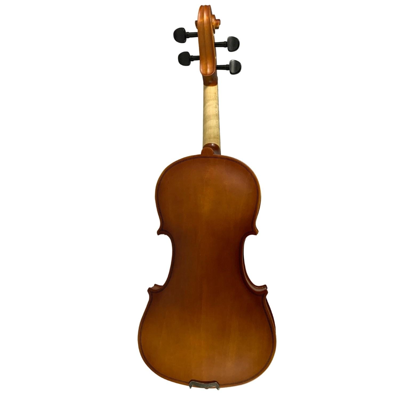Violino 4/4 Vivace Mozart Mo44s Fosco + Estante Afinador Espaleira Kit Completo