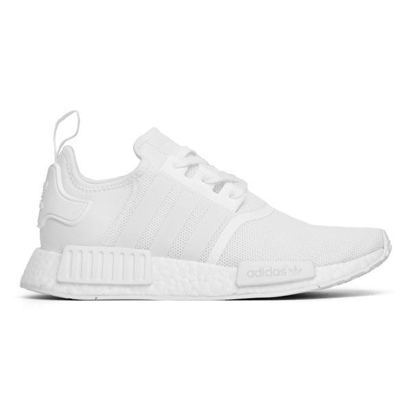 tênis adidas nmd r1 branco al100246