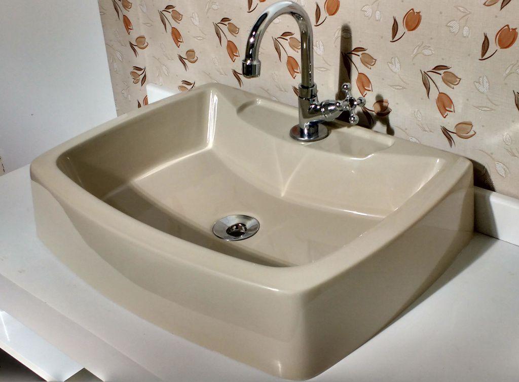 Cuba Pia De Apoio Para Banheiro E Lavabo Modelo Albani Bege Croy Cubas E Pias De Banheiro