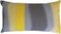 Capa almofada LYON Veludo estampado Tie Dye Amarelo 30x50cm