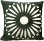 Capa Almofada Corte a Laser Provence Gard Verde 50x50cm