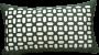 Capa Almofada Corte a Laser Provence Vitral Verde 30x50cm