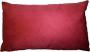 Capa Almofada Suede Marsala 30x50cm - LISO