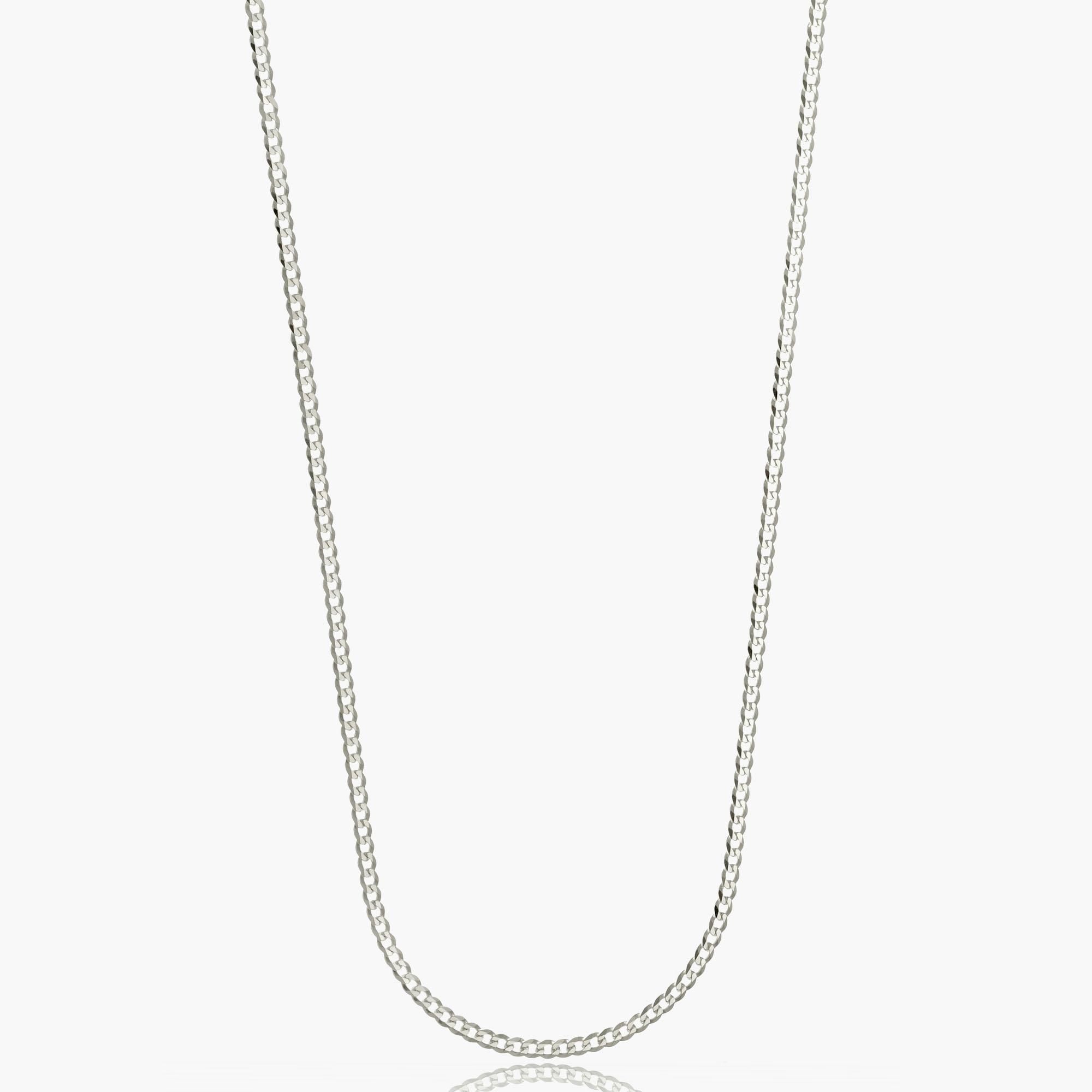 Corrente em Prata 925 Masculina  - Constelação Jóias