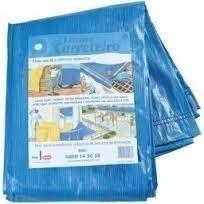 Lona Plastica Carreteiro Itap Reforçada 4x4 Com Ilhoes