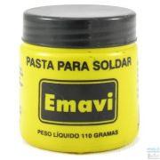 Pasta Para Solda 110g Emavi