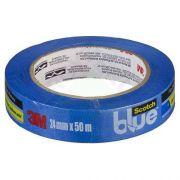 Fita Crepe Blue 24 X 50m 3m
