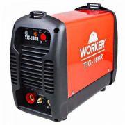 Máquina De Solda Inversora 160a 220v Worker Tig160r