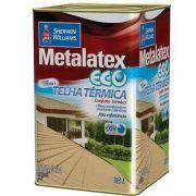 Tinta Premium Metalatex Eco Telha Térmica 18 L