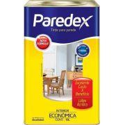 Tinta Paredex Coral Lata 18 Litros Amarelo Acácia
