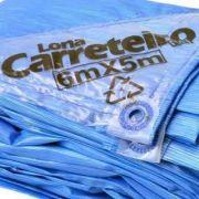 Lona Carreteiro Itap Azul 7 X 6