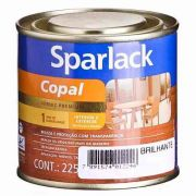 Verniz Copal Sparlack Incolor 1/16 225mll