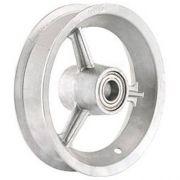 Aro Roda De Alumínio 8x3,5 Com Rolamento 200kg