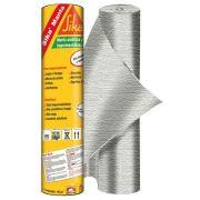 Manta Asfáltica Sika Alumínio 3 Mm 10m²