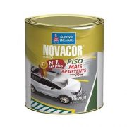 Tinta Pinta Piso Novacor Gl 3,6l Verde Sherwin Williams