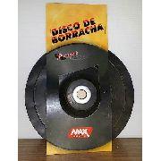 Disco De Borracha 7 Flexível