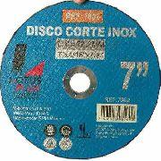 Disco Para Corte Aço Inox Ferro Espessura 1.6mm X 7 35 Peças