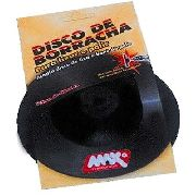Disco De Borracha 4 1/2 Flexível