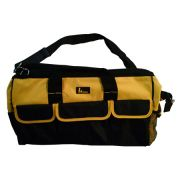 Bolsa para Ferramenta com 19 Compartimentos 52 x 26 x 32 Fechada