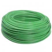 Cabinho Flexível 1,50mm 100 Metros  Verde Sil